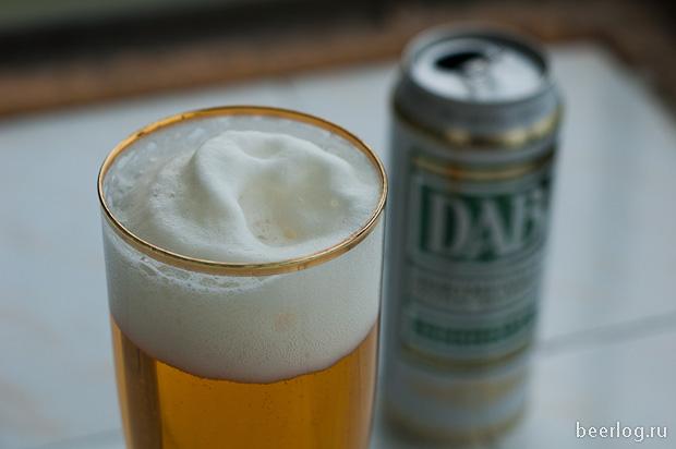 DAB original beer
