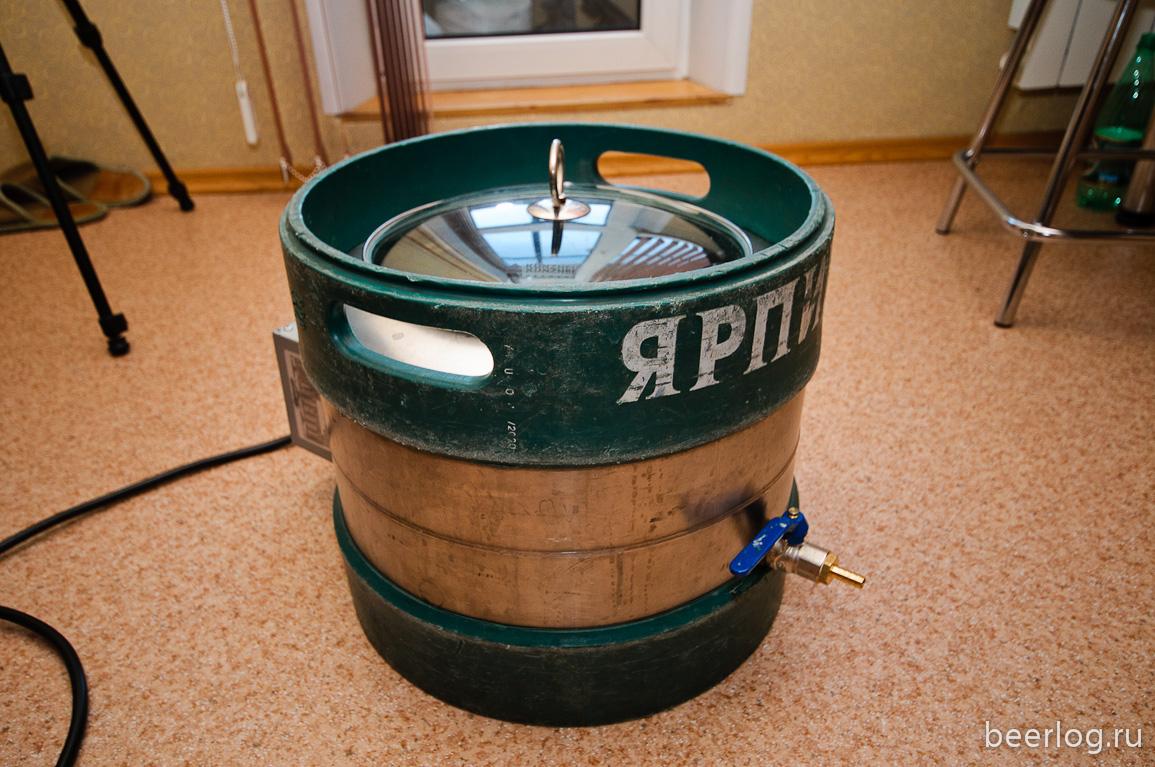 Оборудование для зернового домашнего пивоварения Блог о пиве и домашнем пивоварении