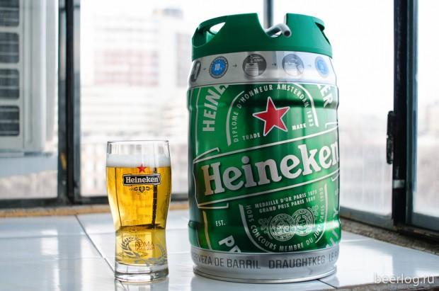 Хайнекен пиво фото