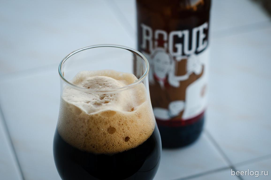 Rogue Chocolate Stout   Блог о пиве и домашнем пивоварении