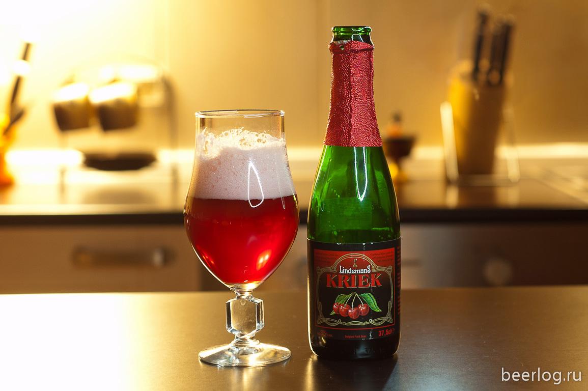 Lindemans Kriek | Блог о пиве и домашнем пивоварении