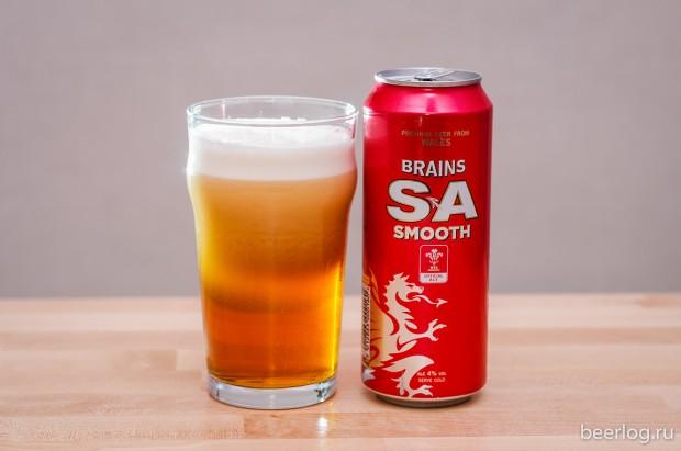 Brains SA Smooth