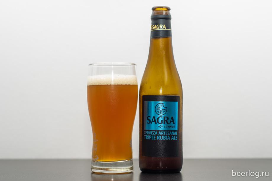 Sagra Triple Rubia Ale