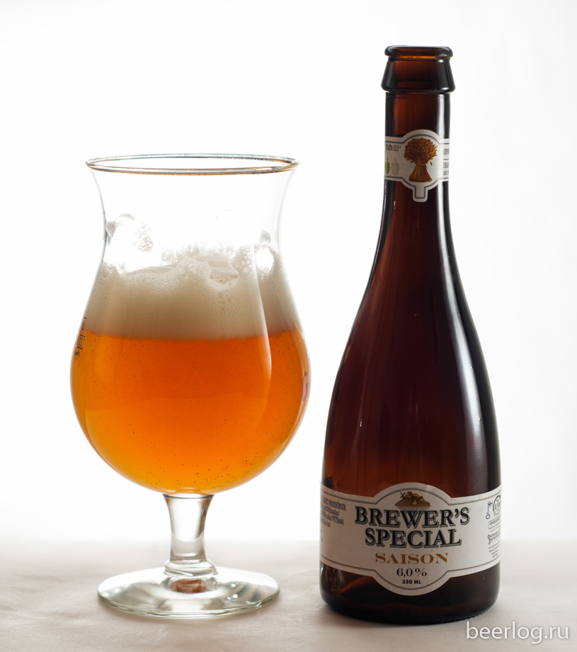 Brewer's Special Saison