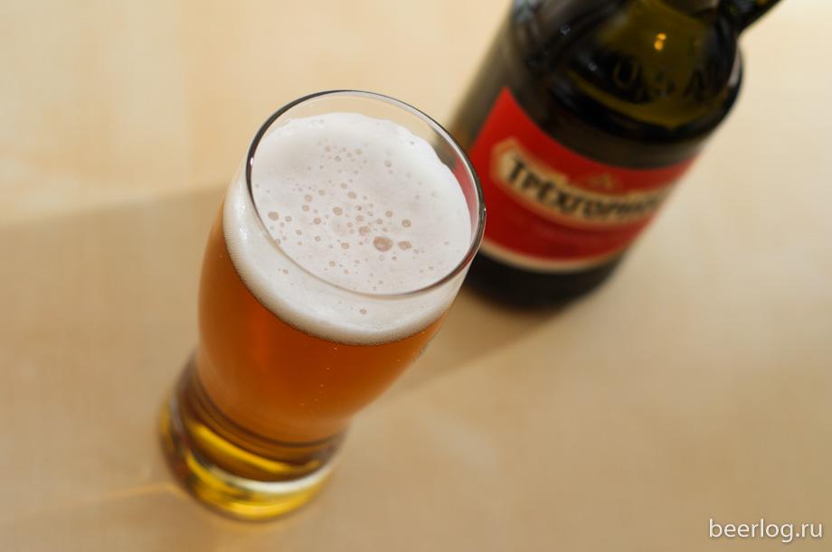 пиво трехгорное оригинальный эль отзывы