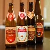Четыре выдержанных домашних пива