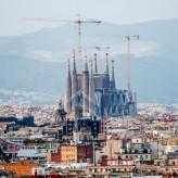 Барселона: с высоты и изнутри